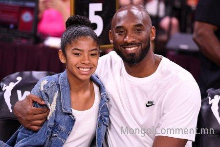 Супер од Kobe Bryant охинтойгоо ослоор өөд болжээ