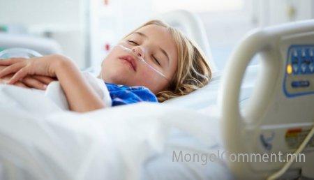 Хүүхэд идэвхгүй болох, унтаарах, сэрж чадахгүй байх зэрэг шинж тэмдэг илэрвэл яаралтай эмнэлэгт хандаарай