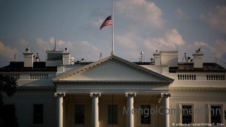 АНУ гурван өдөр төрийн далбааг бөхийлгөнө