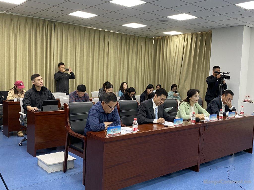 """Хятад Монголын сэтгүүлчдийн хамтарсан """"Ядуурлаас ангижруулахуй-Хятад Улс"""" сэдэвт цахим сурвалжилгын нээлт амжилттай боллоо"""