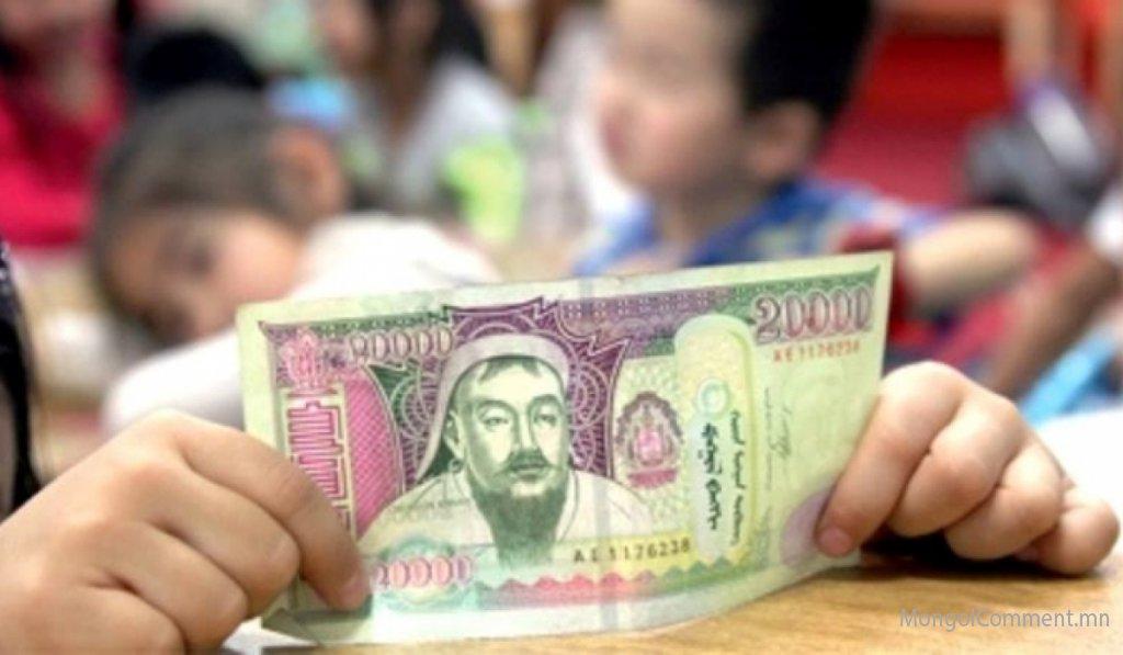 Засгийн газар: Хүүхдийн мөнгийг ирэх зургадугаар сарыг дуустал олгоно